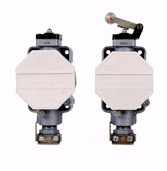 Explosionproof position switch made from aluminum VPV-1A