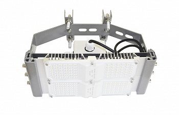 Industrial modular LED lighting fixture VELAN-06
