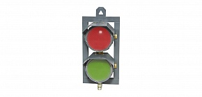 Explosionproof traffic light VELAN 61