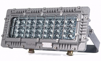 Explosionproof LED lighting fixture VELAN33