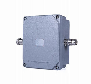 Terminal boxes KZRP from aluminum alloy